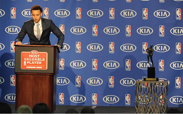 2014-15 KIA NBA Most Valuable Player Award