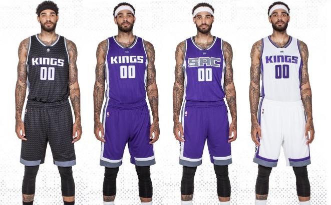 uniformes kings